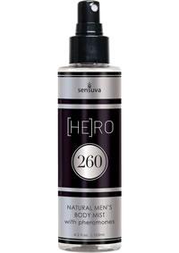 Hero 260 Male Body Mist 4.2oz