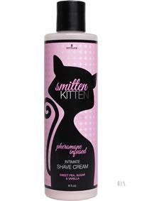 Smitten Intimate Shave Cream Vanilla 8oz