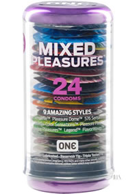 One Mixed Pleasures Pack 24 Ea