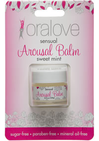 Oralove Arousal Balm Sweet Mint