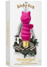 Wonderland Kinky Kat Mini Vibe