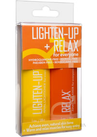 Lighten Up and Relax 2 Pack (disc)