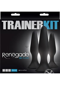 Renegade Sliders Trainer Kit 3pc Black