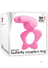 A and E Butterfly Cock Ring