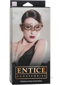 Entice Mystique Mask Rose Gold(disc)