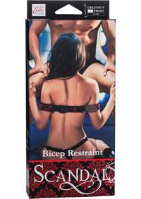 Scandal Bicep Restraint