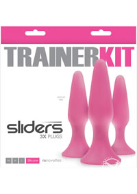 Sliders Trainer Kit Pink