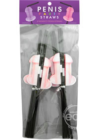 Penis Party Straws (disc)