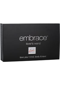 Embrace Lovers Wand Grey