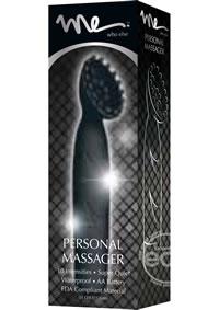Me Personal Massage Brush Black(disc)