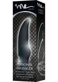 Me G Spot Massager Black (disc)