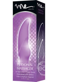 Me G Spot Massager Purple (disc)
