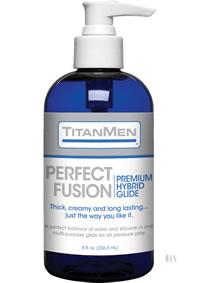 Titanmen Perfect Fusion Hybrid Glide 8oz