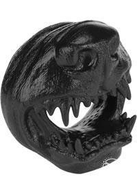 Snarl Cockring Black
