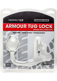 Armour Tug Lock Clear