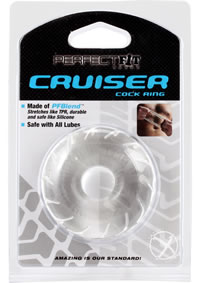 Cruiser Ring Clear