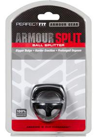 Armour Split Black