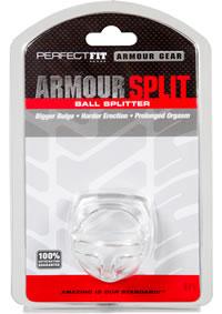 Armour Split Clear