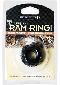 Ram Ring Single Black