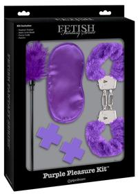 Ffle Purple Passion Kit