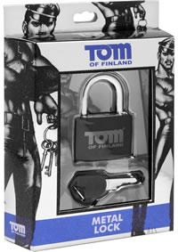 Tof Metal Lock