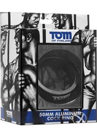 Tof 50mm Aluminum Cock Ring