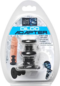 Lb Dildo Adapter Attachment
