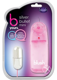 B Yours Silver Bullet Mini Pink