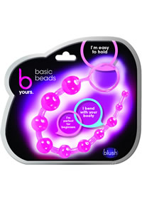 B Yours Basic Beads Pink