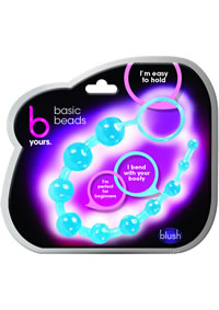 B Yours Basic Beads Blue