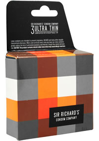 Sir Richards Ultra Thin 3 Pack