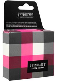 Sir Richards Pleasure Dots 3pk