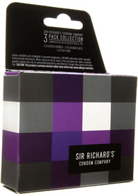Sir Richard Collection 3 Pack