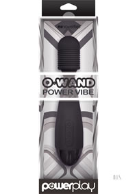 Power Play O Wand Black