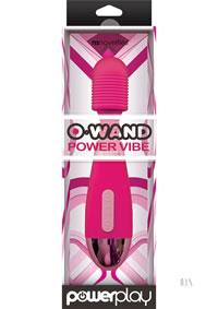 Power Play O Wand Pink