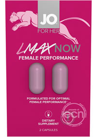 Jo Lmax Female Performance 2ct 12/disp
