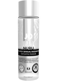 Nuru Full Body Massage Gel 8oz
