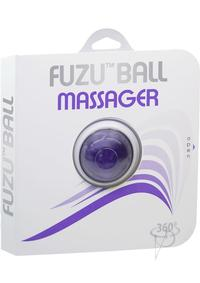 Fuzu Massager Ball Neon Purple