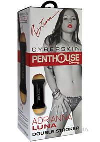 Penthouse Dbl Side Stroker Adrianna Luna