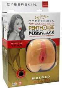 Penthouse Layla Sin Vibe Pussy/ass