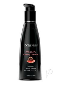 Wicked Aqua Cherry Cordial Lube 4oz