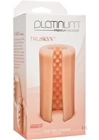 Platinum Truskyn Tru Stroke Bead Vanilla