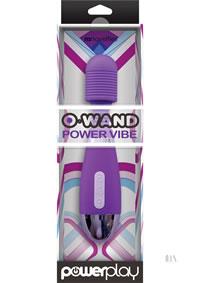 Power Play O Wand Purple
