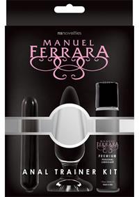 Manuel Ferrara Gentle Anal Explore(disc)