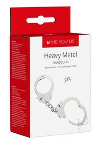 Heay Metal Handcuffs Kink