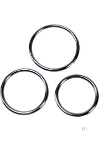 Trilogy Cock Ring Set Linx