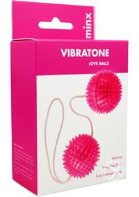 Vibratone Love Balls Minx