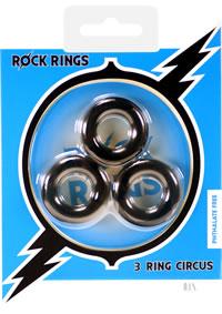Rock Rings 3 Ring Circus (disc)