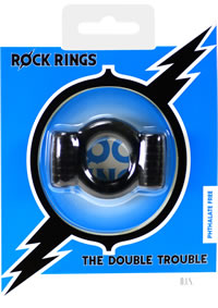 Rock Ring Double Trouble (disc)