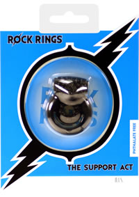 Rock Rings Support Act (disc)